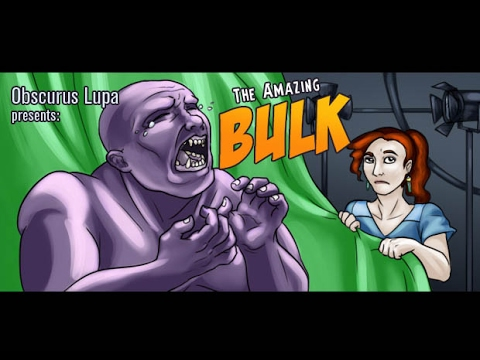 The Amazing Bulk (2012) (Obscurus Lupa Presents) (FROM THE ARCHIVES)