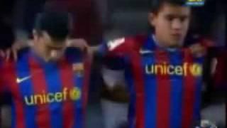 Schweigeminute für Robert Enke FC Barcelona widmet