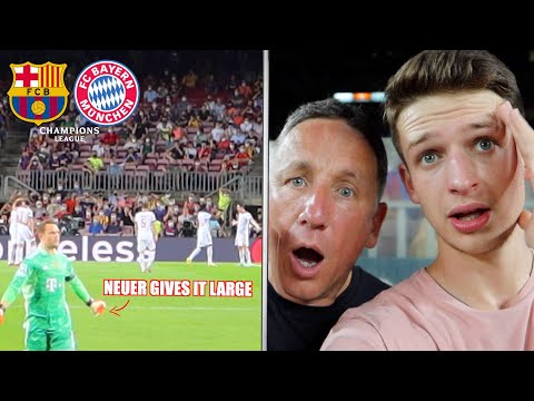The Moment Bayern Destroyed Barcelona at the Nou Camp