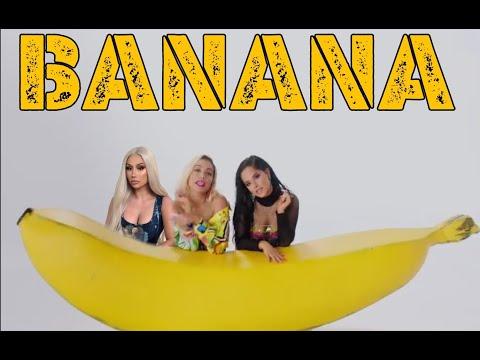 Anitta, Becky G & Iggy Azalea - Banana (Remix)