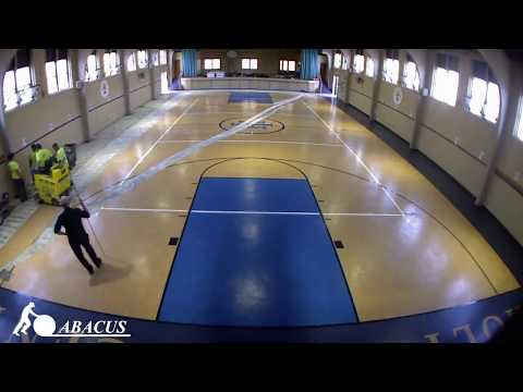 Holy Innocents School - Pulastic Sports Floor Time-Lapse