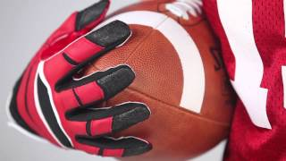 CUTTERS X40 RECEIVER GLOVE