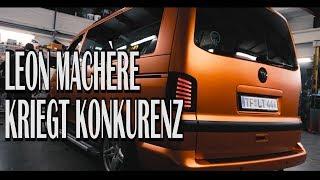 Leon Machère kriegt Konkurenz in Berlin ! Tourbus oder was ???