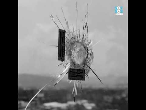 Así fue el atentado contra la municipalidad de Mixco