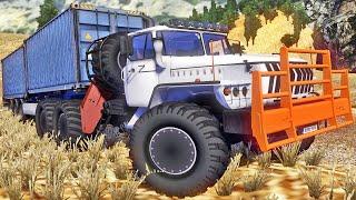 Mega Caminhão - Euro Truck Simulator 2