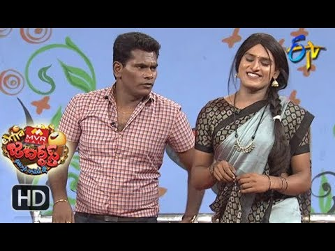 Chammak Chandra Performance | Extra Jabardasth | 13th April 2018   | ETV Telugu