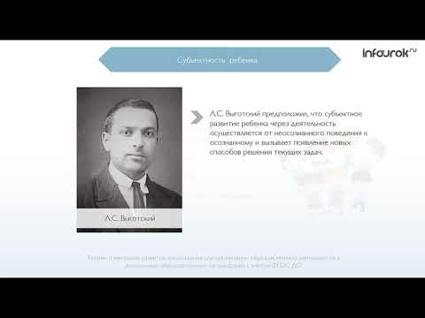 Организация образовательной деятельности дошкольника по ФГОС ДО