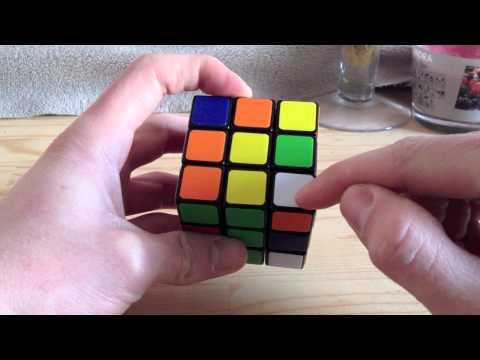 Zauberwürfel lösen – Anleitung auf Deutsch