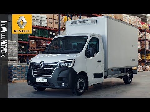 The New Renault Master (2019 Facelift)