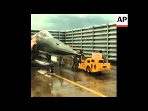 VNAF A-37 & F-5