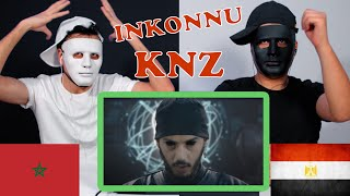 INKONNU - KNZ / Reaction Show 🇲🇦 / Masterpiece