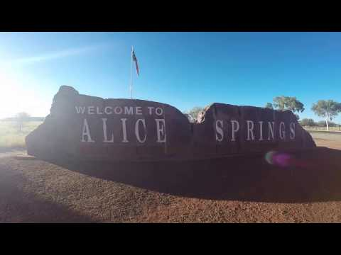 Uluru - Kings Canyon - Alice Springs - April 2017