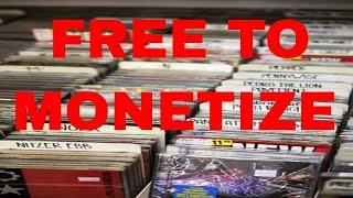 Gymnopedie no1 ($$ FREE MUSIC TO MONETIZE $$)
