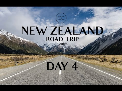Roadtrip New Zealand - Day 4 (Motutere - Upper Hut)