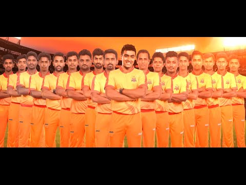 Dindigul Dragons Official Fan Anthem