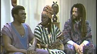Reggae Makossa- Interview with the Late Obo Addy from Ghana