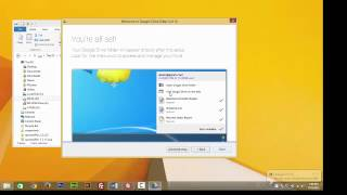 In this video I show you how to move the drive folder to folder of ...