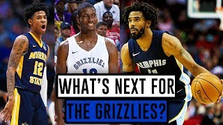 What's Next For The Memphis Grizzlies?