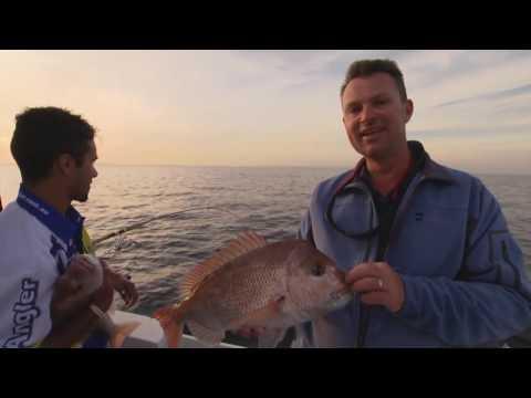 BFSB season1 Ep7 Port Phillip insane snapper bite
