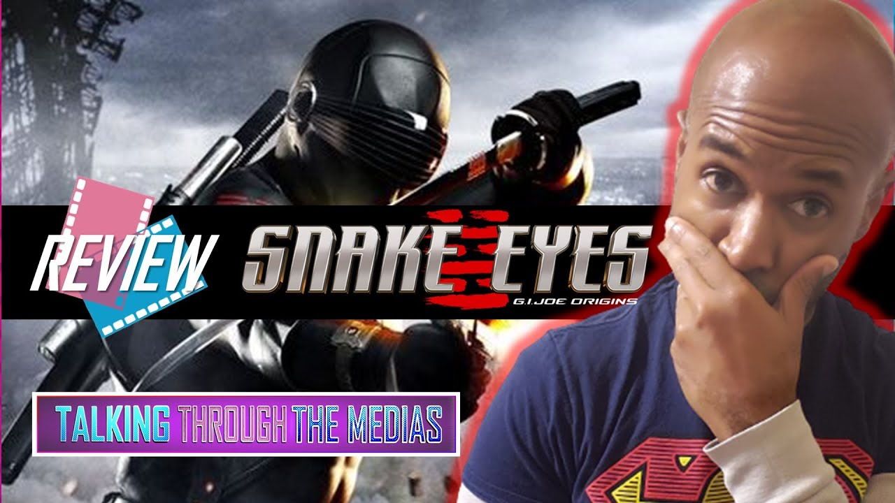 Snake Eye Movie Review: Boring F--king Ninjas