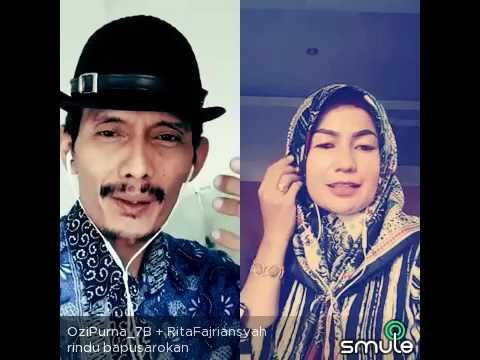 Rindu Bapusarokan (Ucok Sumbara) - OziPurna_7B ft RitaFajriansyah