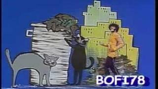 """Cepillin canta: """"El gato viudo"""""""