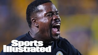 Steelers' Joey Porter Arrested After Altercation With Police Officer | SI Wire | Sports Illustrated