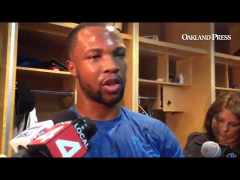 #Lions Glover Quin Explains Why Malaya Watson Wore A Quin Jersey To Sing National Anthem.  #American