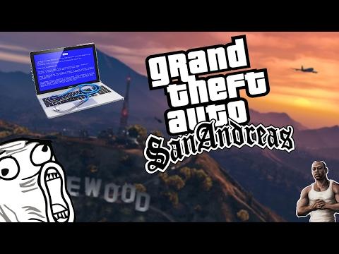MI PC IS SHIT ǀ Corto De GTA San Andreas