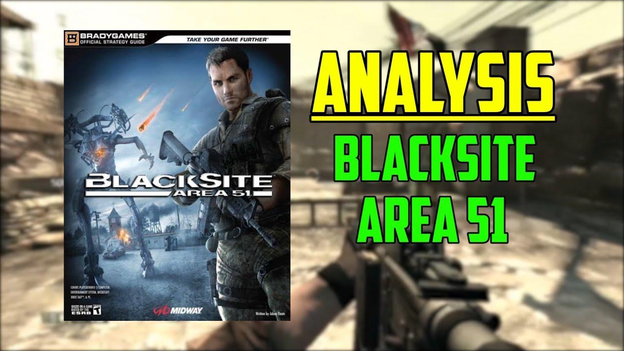 Download Analysis: Blacksite Area 51