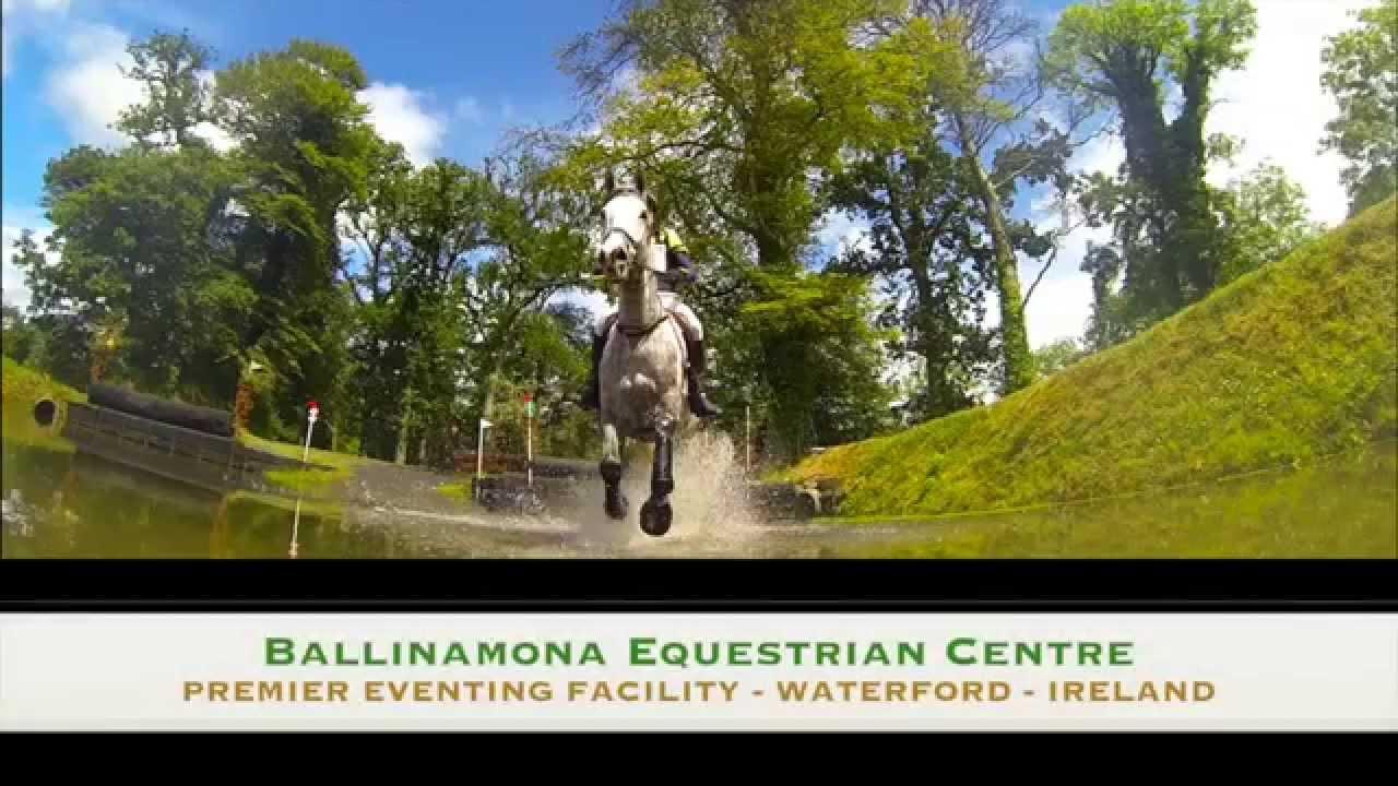 Ballinamona Equestrian Centre Eventing Facility Youtube