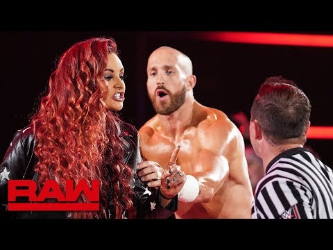 Zack Ryder vs. Mike Kanellis: Raw, July 15, 2019