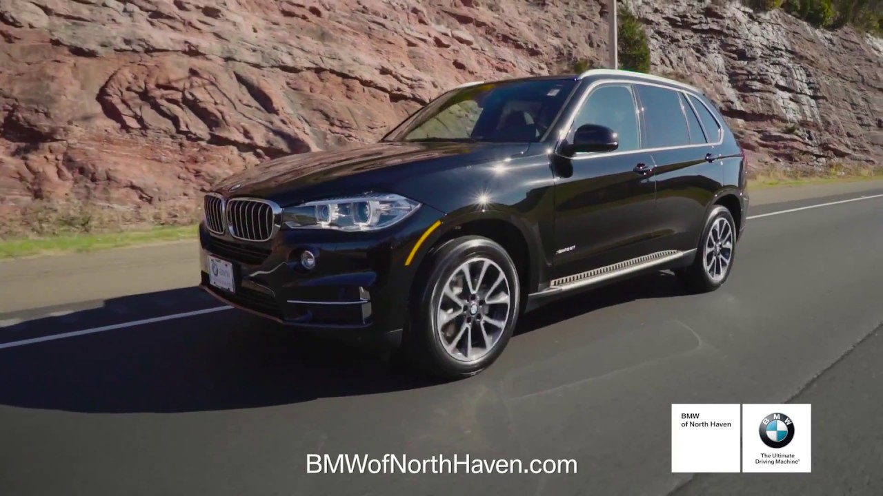 Bmw North Haven >> Bmw Of North Haven 2017 X5 Sav Commercial Youtube
