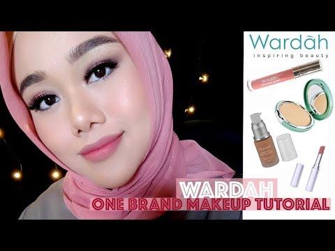 wardah-one-brand-makeup-tutorial-|-fatyabiya