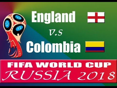 England Vs. Colombia || FIFA WORLD CUP 2018 || LIVE SCORE || Squad || Today Night Status