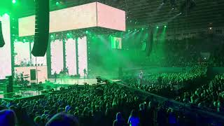 Дан Балан во Дворце спорта 2018