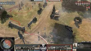 GCS2 Grand Final: Eṗic is an understatement. These players go to WAR! (Company of Heroes 2)