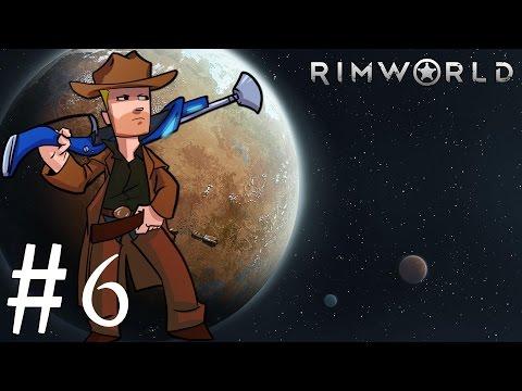 RimWorld Alpha 15 | Part 6 | The Holy Hand Grenade of Antioch