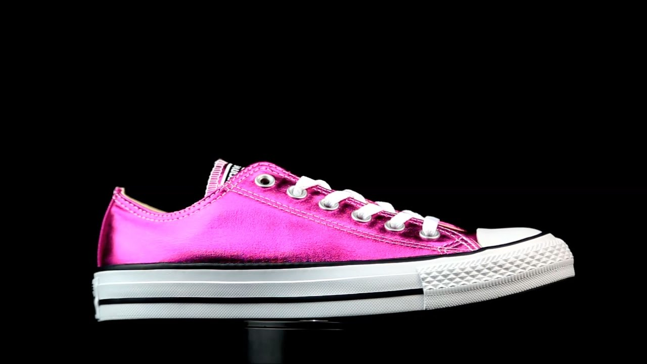 converse all star metalizadas