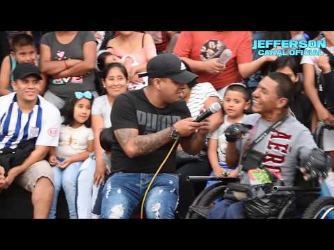 Toreto Trolea a Jefferson en Chabuca Granda / Te llama Tu Abogado !! ( 2019 )