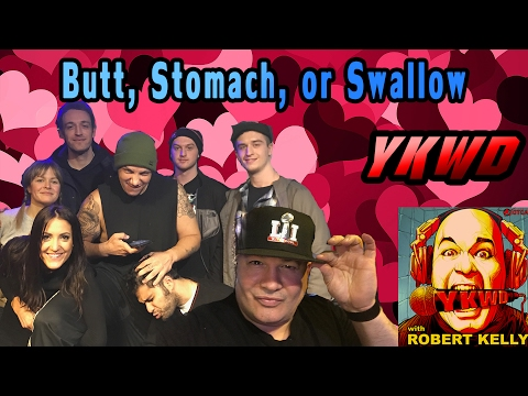 Butt, Stomach, or Swallow | #YKWD #PODCAST