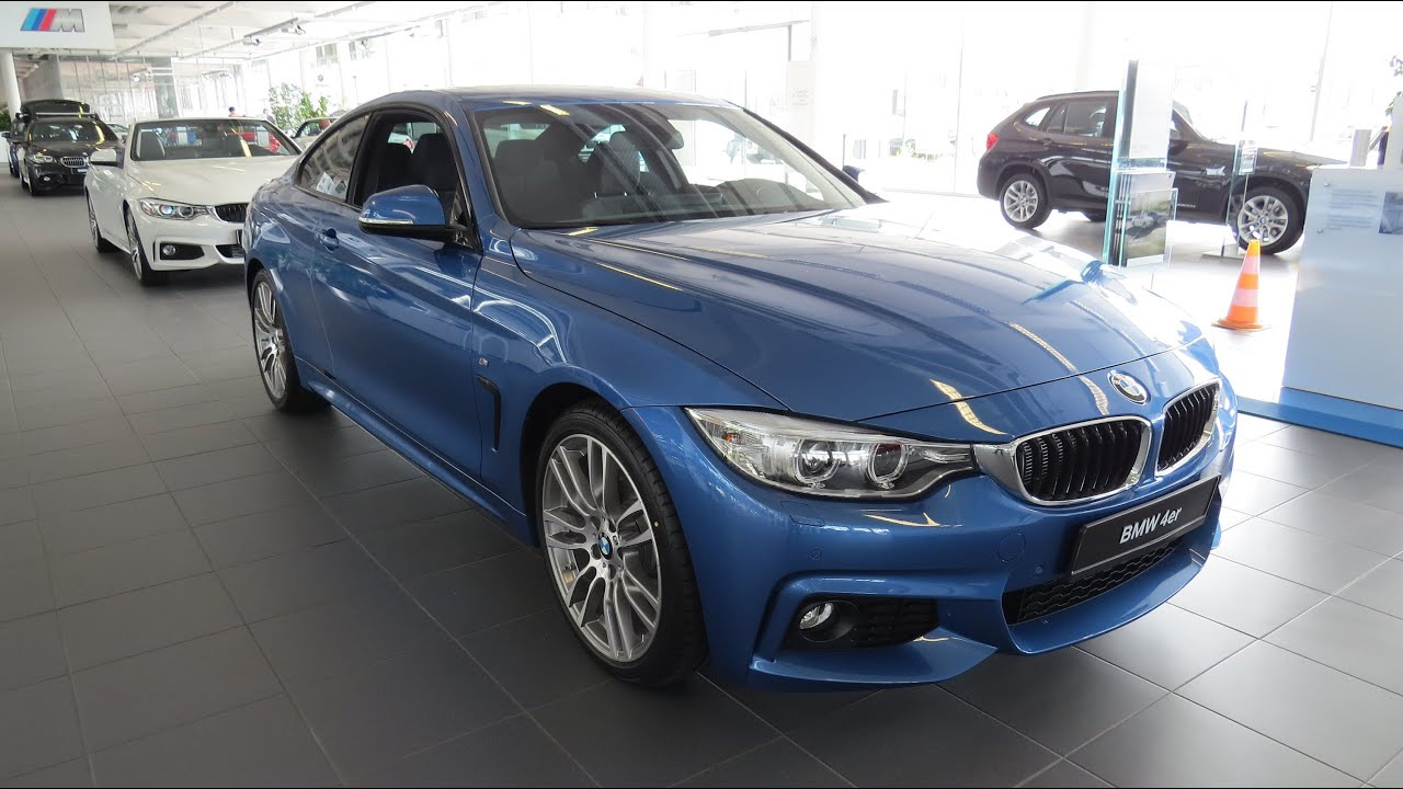 2015 bmw 4 series 430d coupe m sport youtube. Black Bedroom Furniture Sets. Home Design Ideas