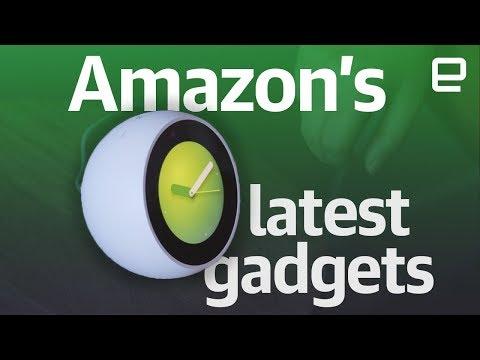 Amazon's latest Alexa gadgets first look