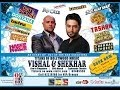 Vishal Shekhar live in Singapore 30th March 2014 at Esplanade Theatre