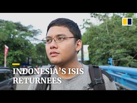 Indonesia's ISIS returnees now considered security threats by the government