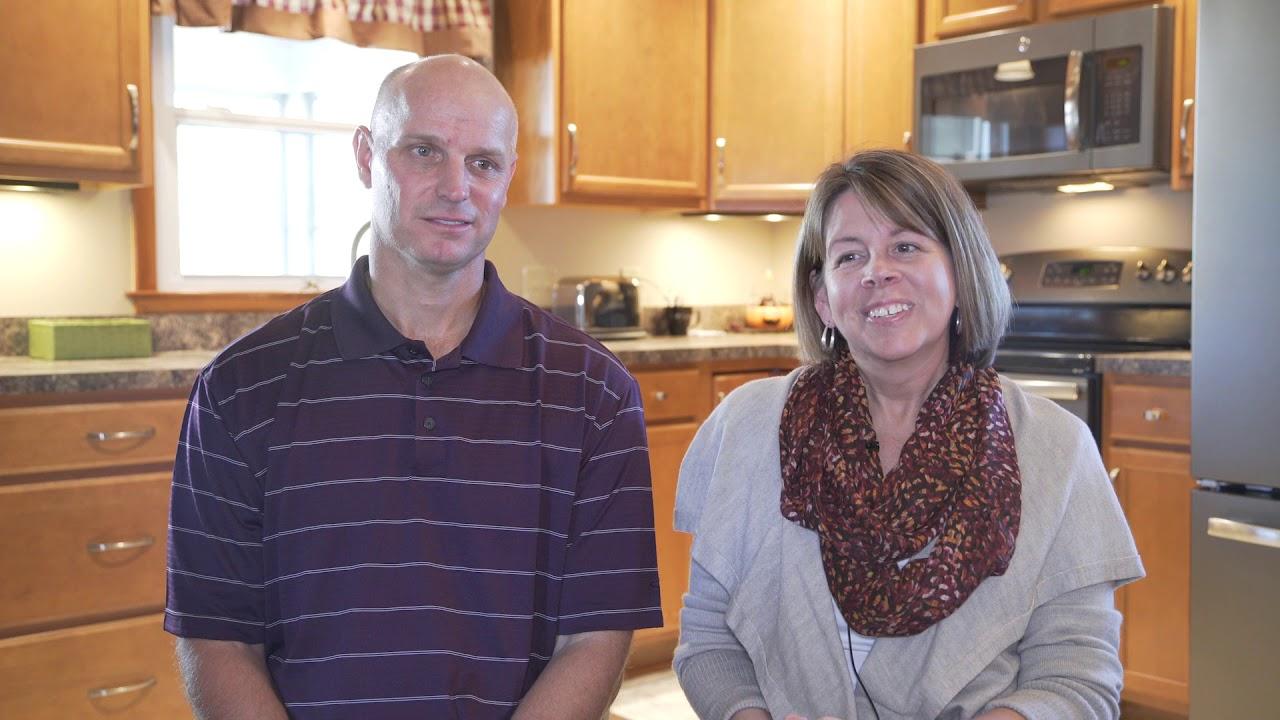 Harrisonburg Kitchen Remodel Customer Testimonial #7