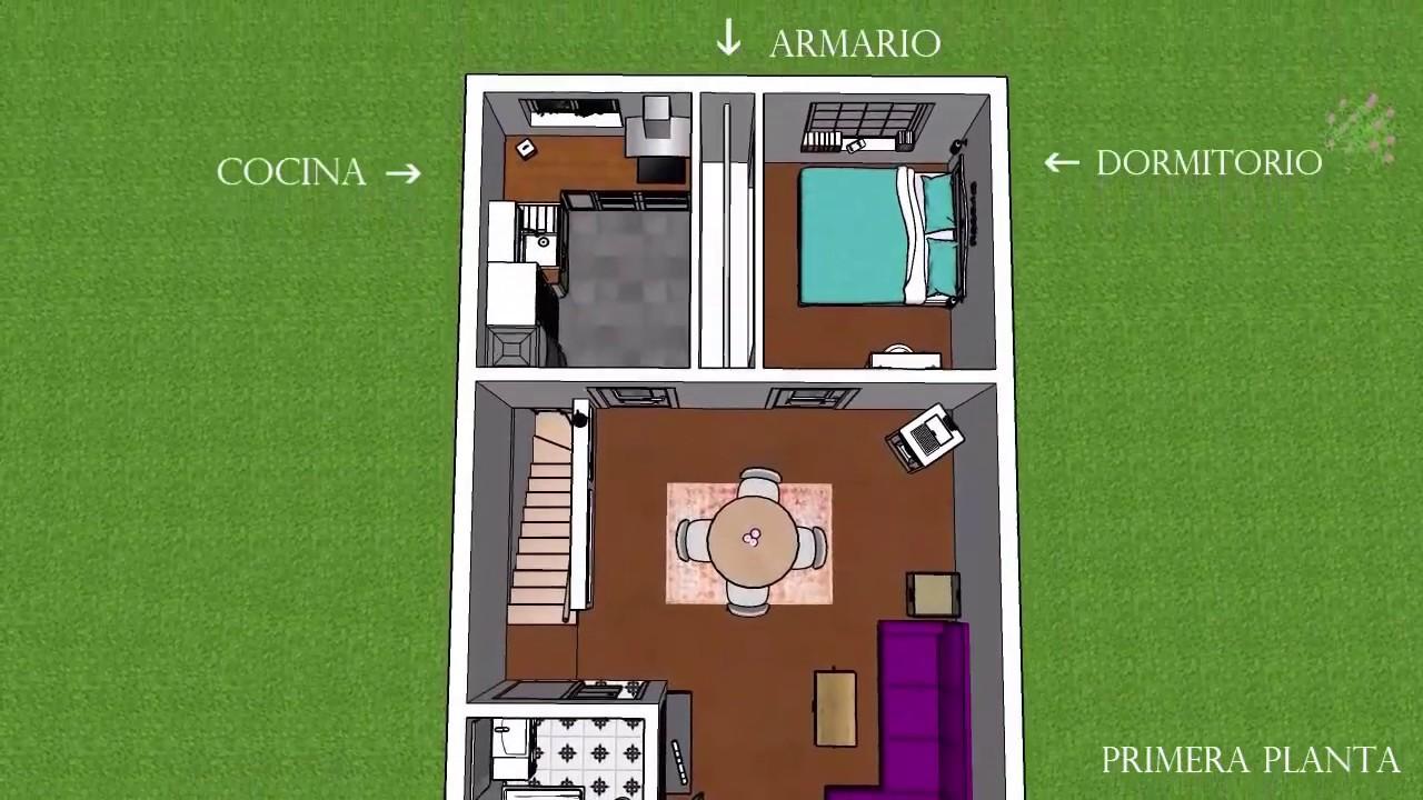 Casa 6x9 Con Craft Room Apartamento Y Garage Youtube