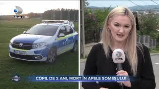 Stirile Kanal D (22.05.2021) - Copil de 2 ani, mort in apele Somesului! | Editie de seara