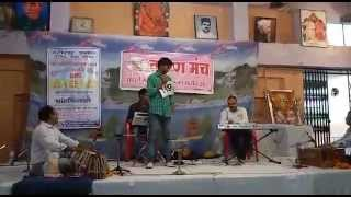 Tum mile Dil khile song for maharashtra mahotsav competition 2014