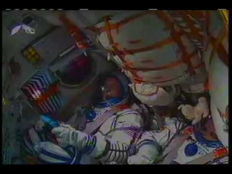 New Crew Begins Journey to ISS